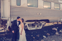 Wedding in Clarkdale & on the Verde Valley Railroad